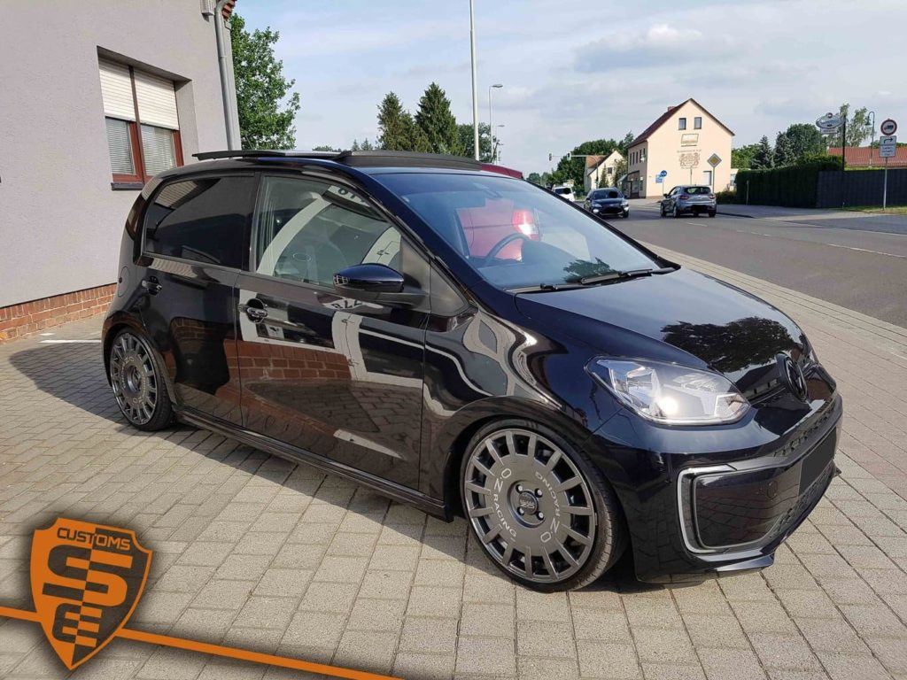 VW UP - RS Audio, Helix Match, Tuning